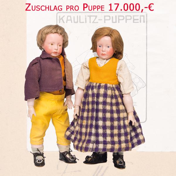 Kaulitz-Künstlerpuppen-Vogeler-Poestgens-Auktion-Zuschlag