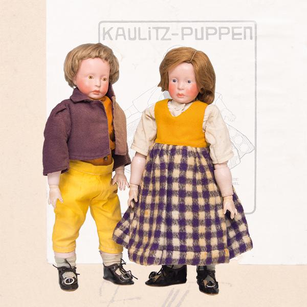Kaulitz-Künstlerpuppen-Vogeler-Poestgens-Auktion