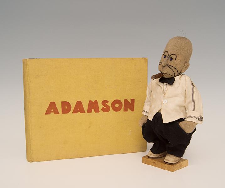 Mister-Adason-Commikfigur-Schweden-Poestgens